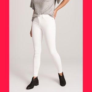 NEW in BAG! Abercrombie Skinny jeans low rise